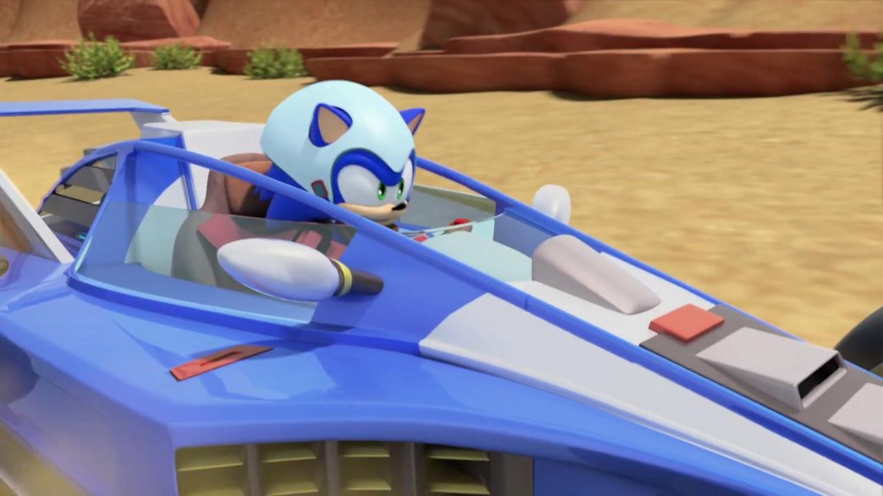 Соник Бум - 2 сезон 51 серия - Новая игра - Часть 1 | Sonic Boom