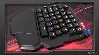 Genesis Thor 100 - Keypad zamiast klawiatury? :)
