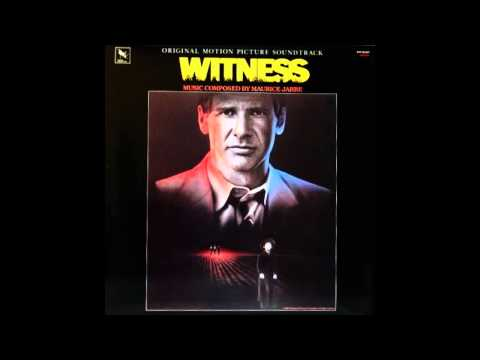[1985] Witness - Maurice Jarre - 07 - Rachel And Book (Love Theme) - Beginning Of The End