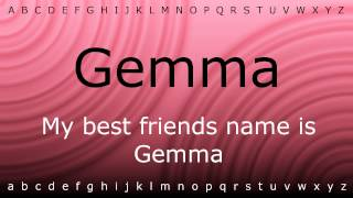 This is how to pronounce 'Gemma' with Zira.mp4