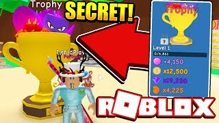 I GOT THE SECRET 300M PET IN BUBBLE GUM SIMULATOR UPDATE! Roblox