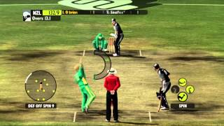 Ashes Cricket 2009 Part 3/3 -- HOW IS THAT NOT OUT!?