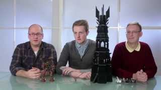 LEGO® Lord of the Rings - Tower of Orthanc 10237 Designer Video(Build the The Lord of the Rings™ trilogy must-have model! Finally, collect one of the most instantly recognizable and iconic buildings of The Lord of the Rings ..., 2013-04-26T15:58:16.000Z)