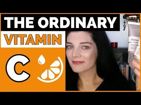 THE ORDINARY VITAMIN C SERUM REVIEW