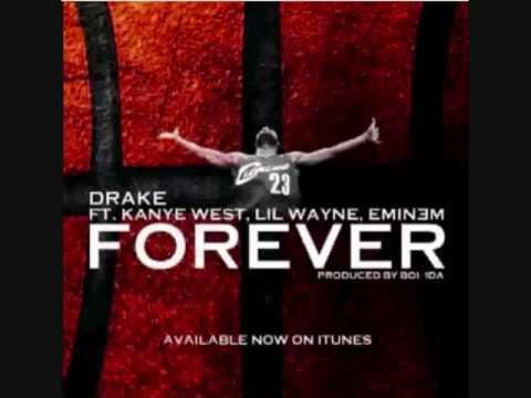 Forever Instrumental  Drake ft Lil Wayne, Kanye West, And Eminem
