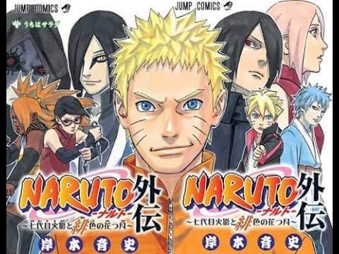 Power Levels (Naruto Shippuden All Arcs)
