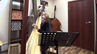 Арфа  - музыка на свадьбу -  Gustav Holst  - Theme from Jupiter