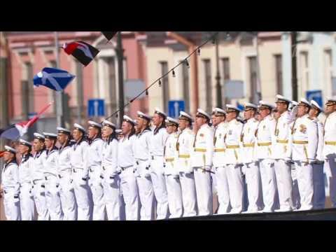 Ролик первого канала ко Дню ВМФ.