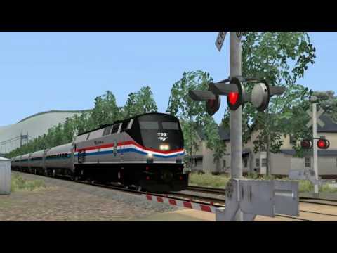 TS2019: Hudson Line - Croton to Poughkeepsie Extension |