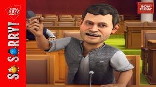 So Sorry   Rahul Ka 15 Minute Debate Challenge