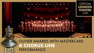 Olivier Awards 2013 with MasterCard - A Chorus Line