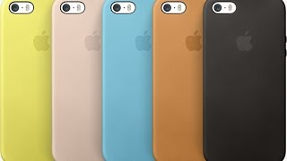"""Обзор кожаного чехла """"iPhone 5s Case"""" - лучший!"""