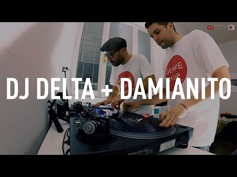 DJ Delta and Damianito Perform Turntablism Routine With Sage the Gemini's 'Now and Later'