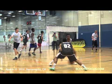 TM3 153 Isaiah Martin 6'1 165 The Head Royce School CA 2017         Highlights