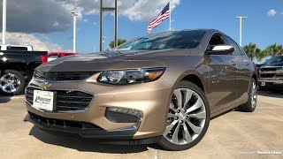 2018 Chevrolet Malibu Premier (2.0L Turbo) - Review