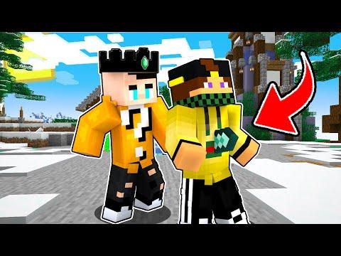 HO TRADITO MARCY NELLA BIG VANILLA ! - Minecraft ITA