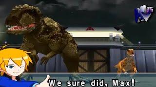 Arcade Game | Dinosaur King Arcade Game 古代王者恐竜キング Rajasaurus and Fukuiraptor VS Alpha Fortress Hard Mode | Dinosaur King Arcade Game 古代王者恐竜キング Rajasaurus and Fukuiraptor VS Alpha Fortress Hard Mode