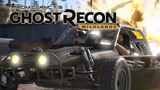 Official Beta Announcement Trailer - Tom Clancy's Ghost Recon: Wildlands