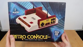 Console Alternatives - The Orb Retro Console