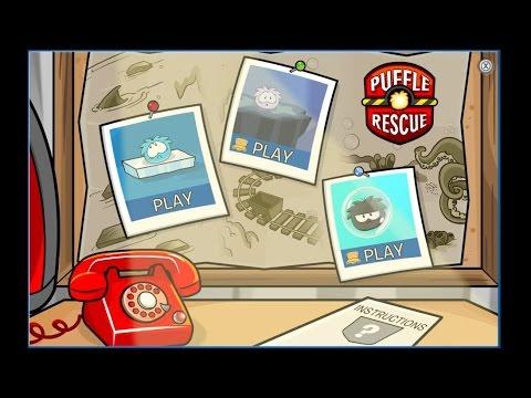 Club Penguin Puffle Rescue