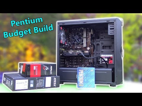 Is a Pentium Budget Gaming PC Build Still Worth It?