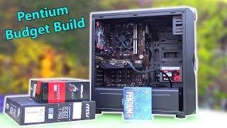 Is a Pentium Budget Gaming PC Build Still Worth It?