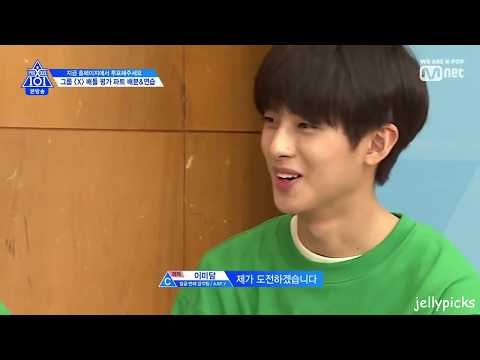[Eng Sub] PRODUCE X 101 EP. 03 Jellyfish Trainees cut & compilation