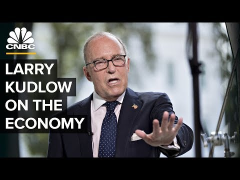 NEC Director Kudlow On The Economy