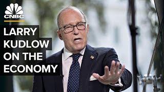 NEC Director Kudlow On The Economy