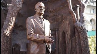 Памятник диктатору в Москве