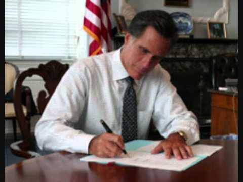 Romney's Stance on Abortion - Man of Core Convictions (Short Version)