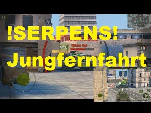 DIE SERPENS JUNGFERNFAHRT | THE JUNIOR SERPENS | TempusGaming