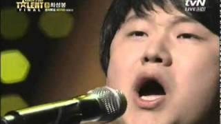 sung bong choi korea s got talent third and final performance
