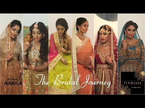 PREVIEW: The Bridal Journey - Six Different Looks for Six Special Events