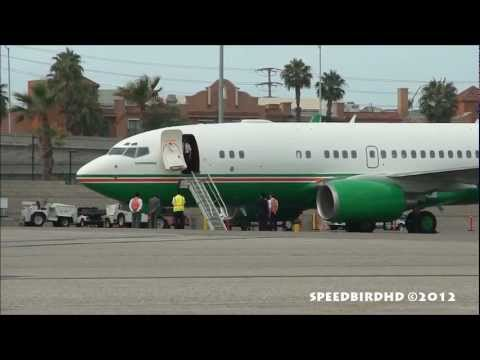Evergreen Group Boeing Business Jet 737-7BC(BBJ) [N888YF] Taxi and Takeoff