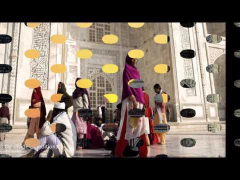 Around the World (4) - Taj Mahal (India)
