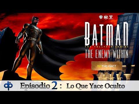 batman:-the-enemy-within---temporada-2-episodio-2:-lo-que-yace-oculto---gameplay-español-1080p-60fps