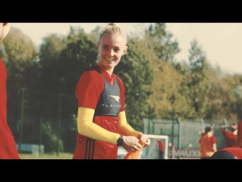RUSSIA V WALES WOMENS | TRAINING AT DRAGON PARK
