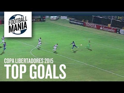 Top Goals: Copa Libertadores 2015 - May 07th