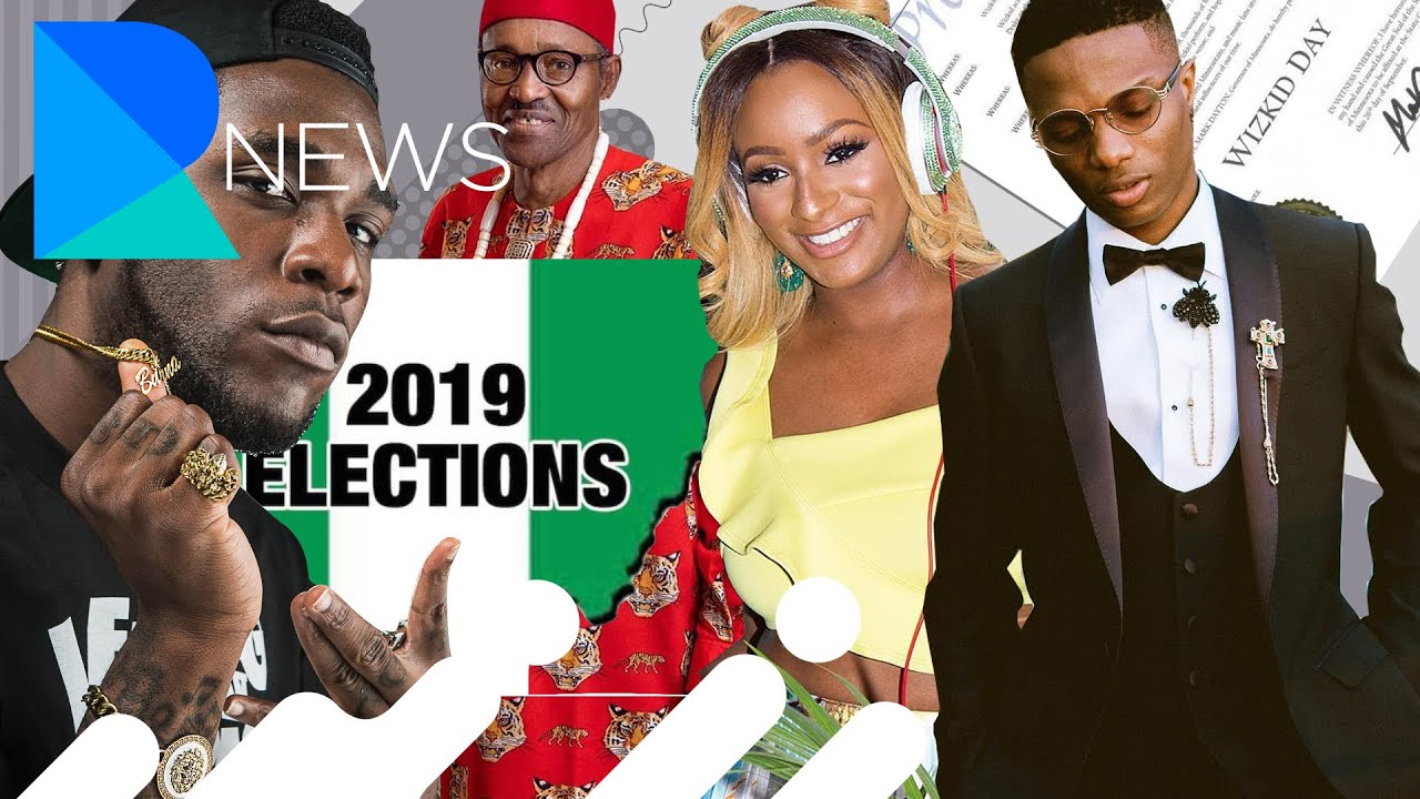 Official Wizkid Day in the U S A, 2019 Presidential Candidates
