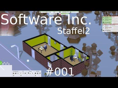 Let's Play Software Inc. Deutsch S2#001 Schön schwer (Deutsch/German)
