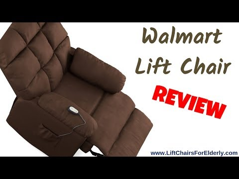WALMART LIFT CHAIR REVIEW - LIFT CHAIRS FOR ELDERLY ✅ UPDATED VIDEO LINK IN DESCRIPTION ✅