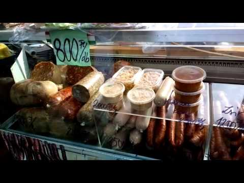 Pig Slaughter Feast and Sausage Festival in Budapest - 2015.10.17