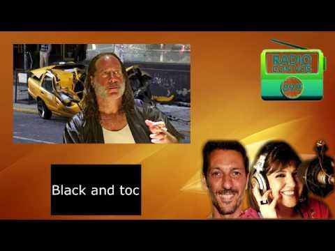 """Richard , Y su intensa relación con Carmencita """"Black and toc"""""""