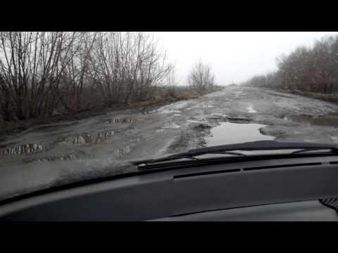 Жесть! (Трасса областного значения Н-12 через Р-46 Сумы - Харьков).