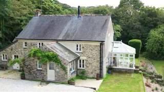 Melinsey Cottage, Veryan, Near Truro, Cornwall.