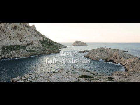 Marseille - Cap Croisette & Les Goudes 4K