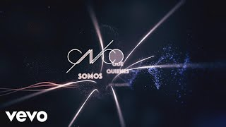 CNCO - Mamita (Official Lyric Video)