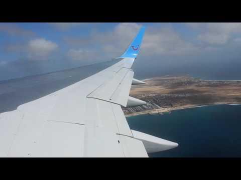 Cape Verde landing
