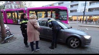 AUTO'S STAANDE HOUDEN!! (ETNISCH PROFILEREN??)